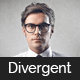 Download Divergent - Personal Vcard Resume HTML Template from ThemeForest