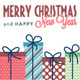 Download Christmas and New Year Greeting Cards and Banners from GraphicRiver