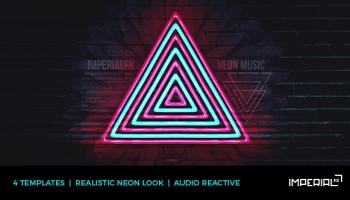 Videohive Techno Music Visualizer 13444004 - Heroturko Download
