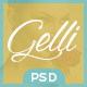Download Gelli - PSD Template For Jewelry / Perfume / Accessories Online Shop from ThemeForest