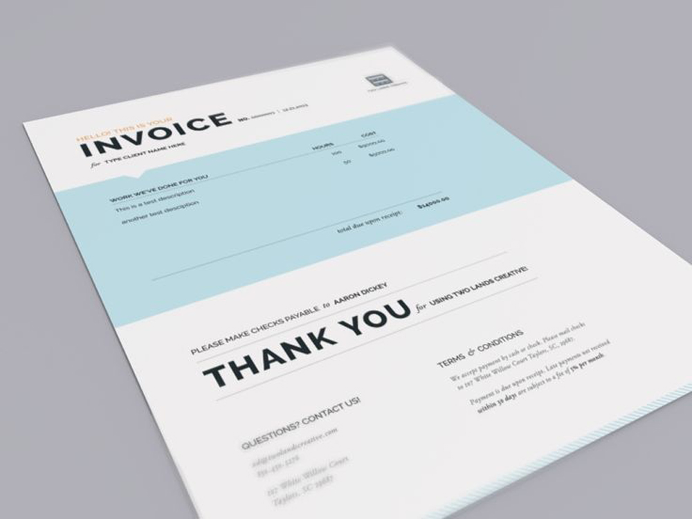 ubercart invoice template. pdf invoicing codecanyon item for sale, Invoice templates