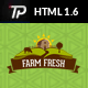 Download Farm Fresh - Organic Products HTML Template from ThemeForest