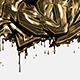 Download Dripping Gold Photoshop Action from GraphicRiver