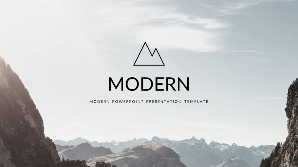 20 amazing modern powerpoint presentation templates