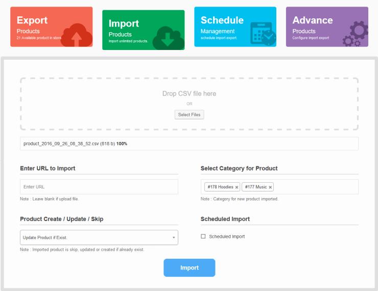 Woo Import Export v2.2 – Premium WordPress Plugin