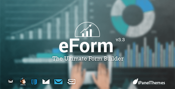 eForm v3.3.1 – WordPress Form Builder Plugin