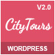 Download CityTours - Hotel & Tour Booking WordPress Theme from ThemeForest