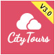 Download CityTours - City Tours, Tour Tickets and Guides from ThemeForest