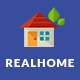 Download RealHome - Vesatile Real Estate PSD Template from ThemeForest