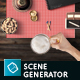 Download Beer & Bar Mockup & Hero Images Scene Generator from GraphicRiver
