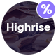 Download Highrise - A Theme for Modern Businesses, Corporations, and Consulting Companies from ThemeForest