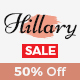 Download Hillary - Simple and Elegant WordPress Blog Theme from ThemeForest