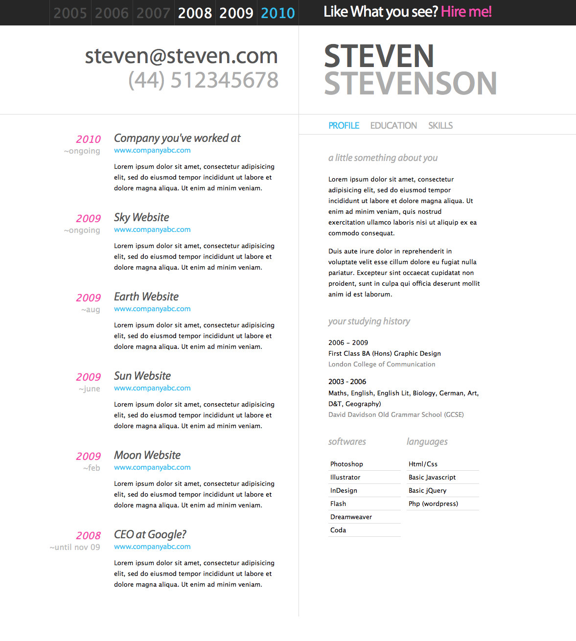 best resume samples examples of good resumes that get jobs top ten