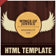 Law / Legal Business  - Responsive HTML Template - ThemeForest Item for Sale