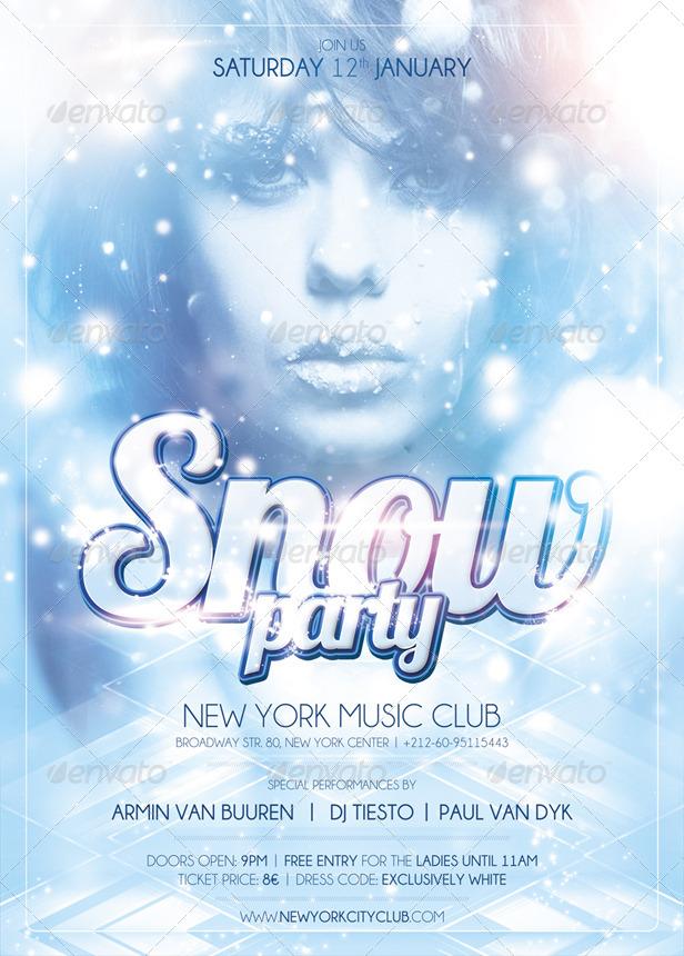 01 snow party jpg 02 snow party flyer jpg