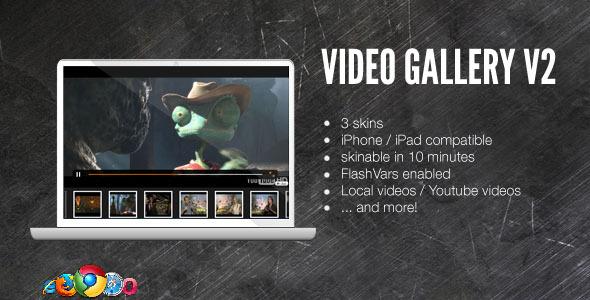 Video Gallery WordPress Plugin /w YouTube, Vimeo, Facebook pages - 15