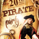 Download Pirate Party Event Flyer from GraphicRiver