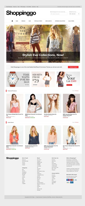 Shoppinggo - WordPress eCommerce Theme - 13