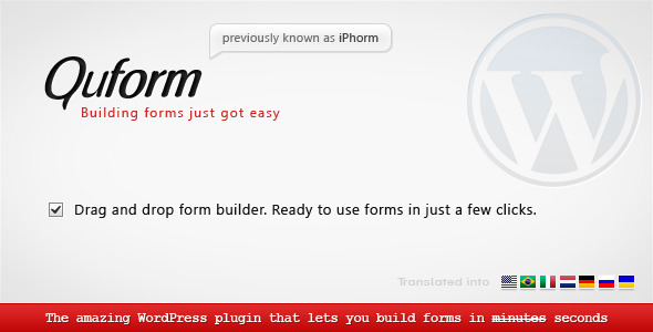 Quform v2.2.0 – Responsive Ajax Contact Form