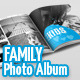 Download Family Photo Album for Indesign from GraphicRiver