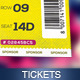 Download Event Tickets Template from GraphicRiver