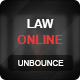 Download Law Online Unbounce Template from ThemeForest
