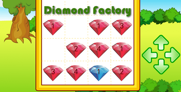 Diamond Factory- CodeCanyon Item for Sale