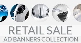 Retail Sale Ad Banners 2