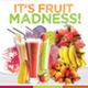 Download Fruit Juice Menu Flyer from GraphicRiver