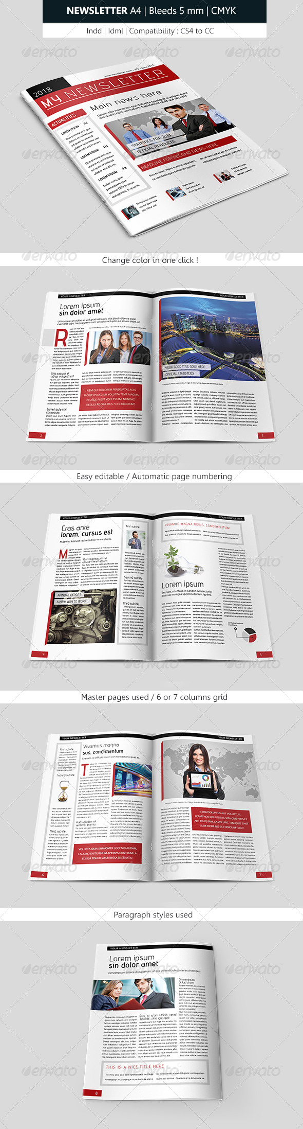 Indesign Templates Torrent  download graphicriver chreagle