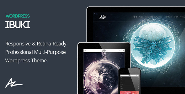 Ibuki - Creative Multi-Purpose & Shop Theme