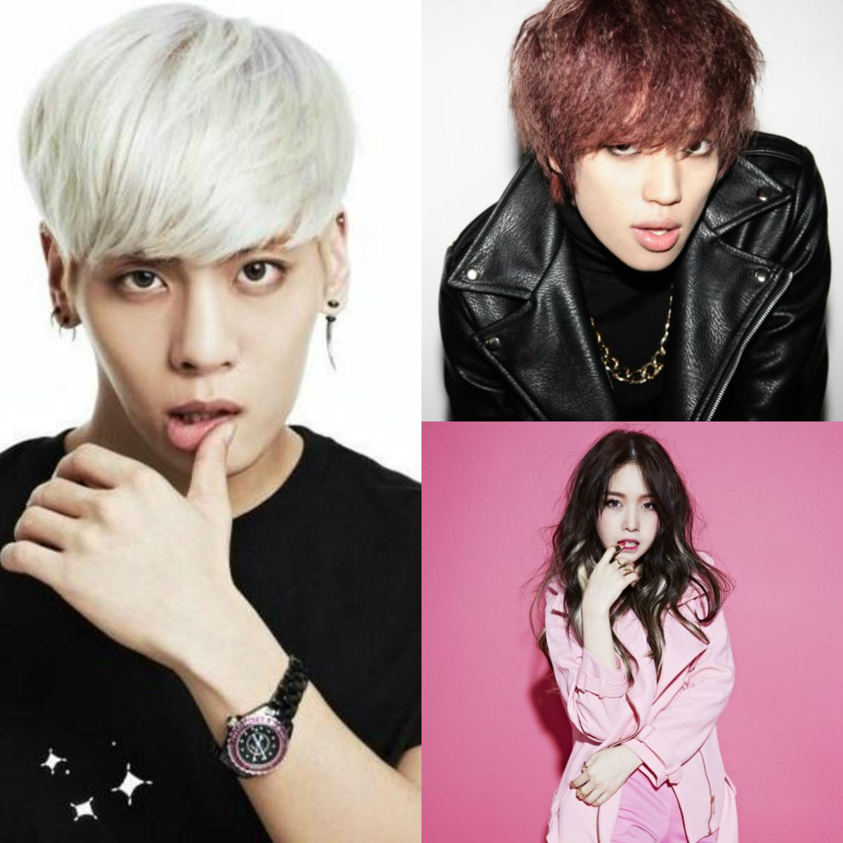 Solo stars 2015 Kpop