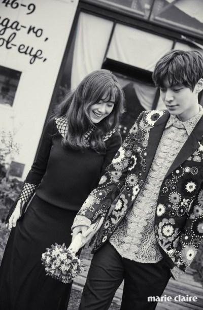 Ahn Jae Hyun And Ku Hye Sun Escape To Dreamy Jeju Island ...