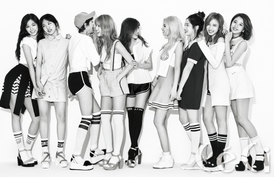 TWICE Drops Time Table For October Comeback