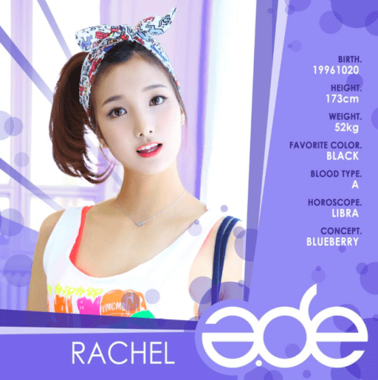 Rachel A.DE
