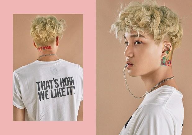 EXO Kai Lucky One