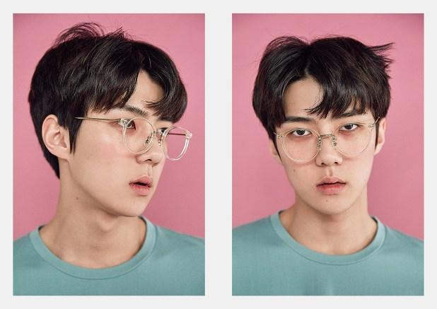 EXO Sehun Lucky One