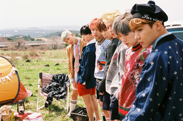 BTS Tops List Of Most Viewed K-Pop MVs In The World In The Month Of May