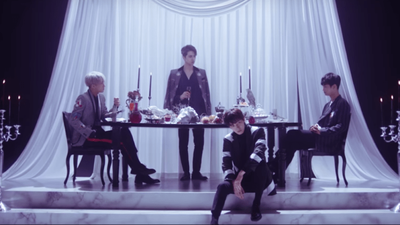 "VIXX Gets Lost In Their ""Fantasy"" In New Music Video"
