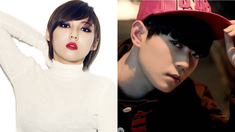"miss A's Min and UP10TION's Bitto To Join ""Hit The Stage"""