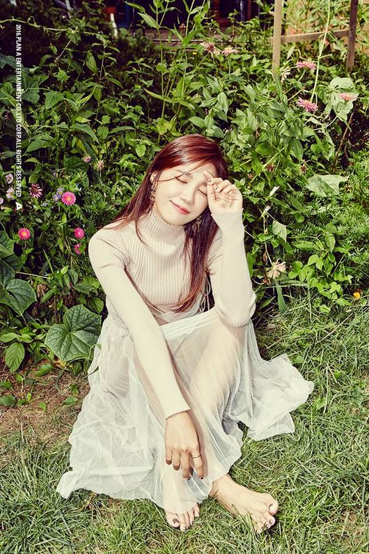 Apink's Jung Eun Ji Is Natural And Stylish In Comeback Teasers