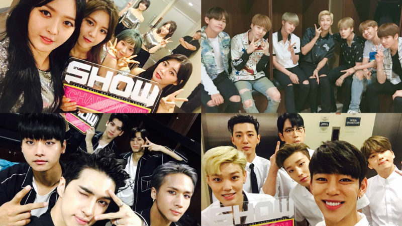 "Watch: BTS, VIXX, AOA, B.A.P, And More Perform At ""Show Champion"" Concert In Manila"