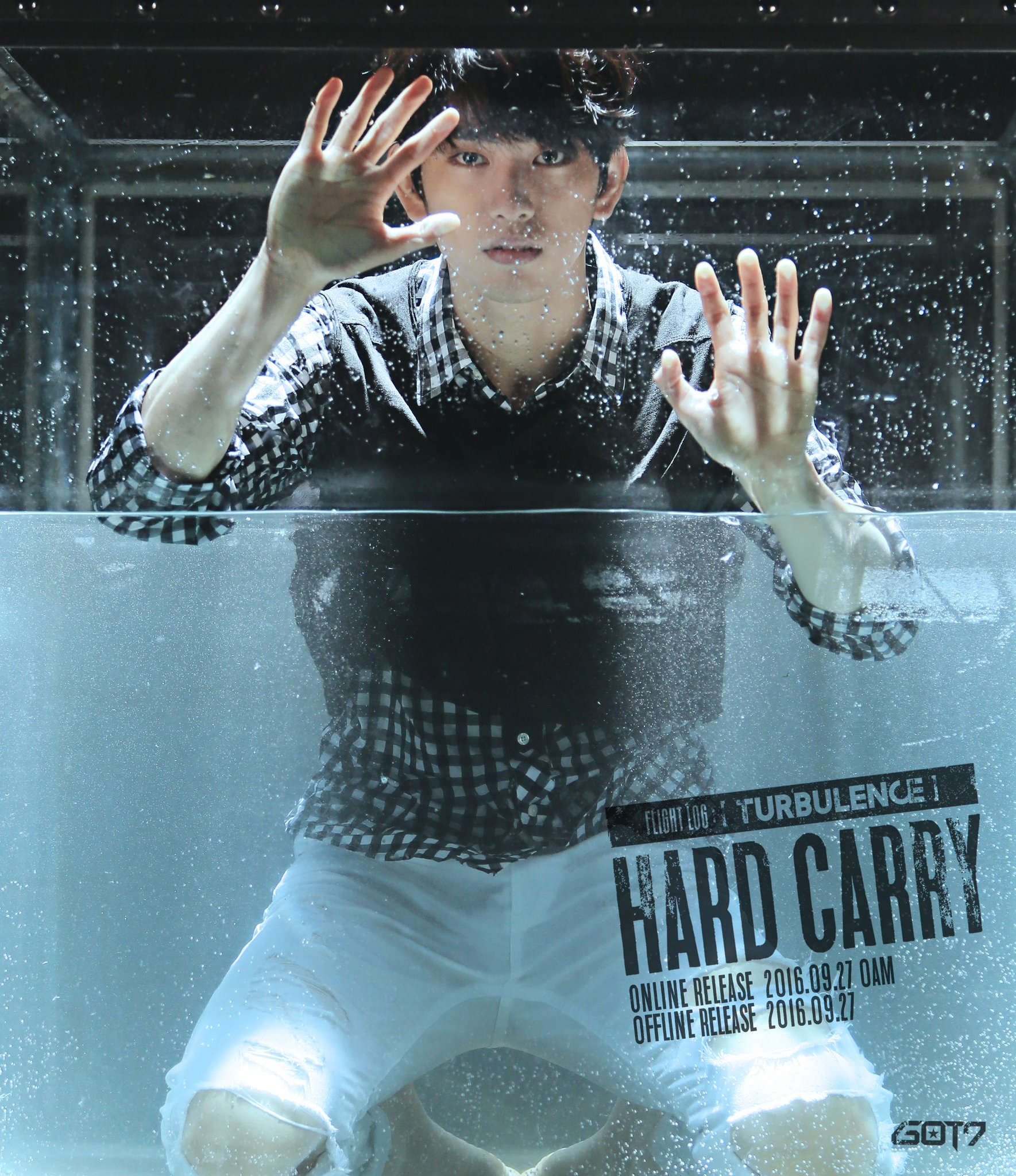 "GOT7 Reveals First Teaser Images For Comeback With ""Hard Carry"""