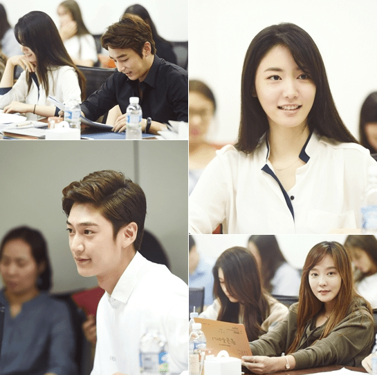 Hasil gambar untuk golden pouch korean drama