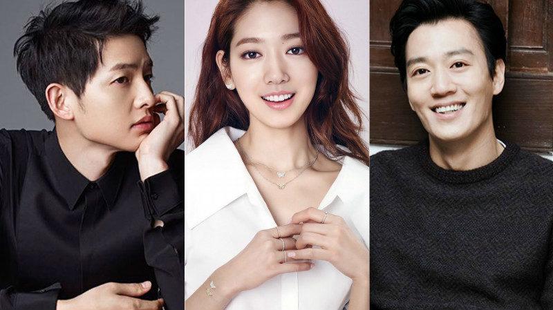 Song Joong Ki, Park Shin Hye, Kim Rae Won, And More Nominated For The 2016 Korea Drama Awards