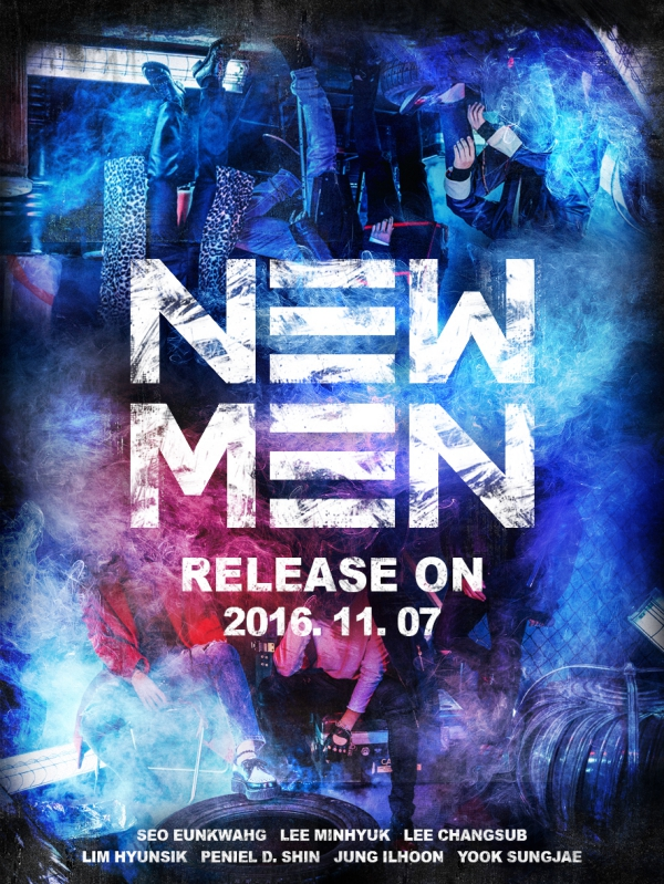 BTOB New Men teaser