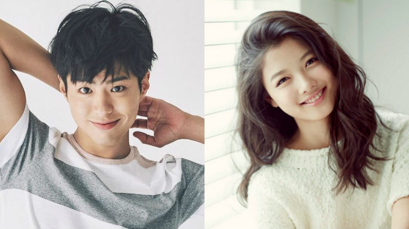 Park Bo Gum Kim Yoo Jung