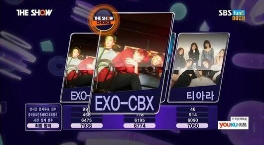 EXO-CBX T-ara