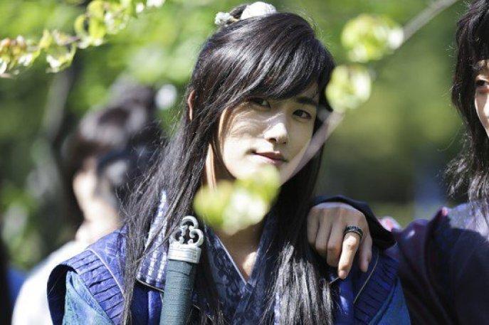 Image result for HWARANG park hyung sik