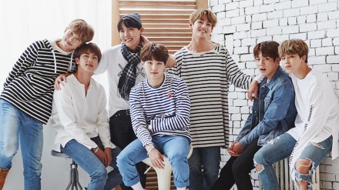 Image result for BTS 2017